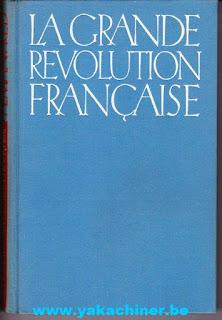 La grande révolution Française par A.Manfred, 1961