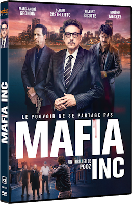 Mafia Inc DVD CINEBLOGYWOOD