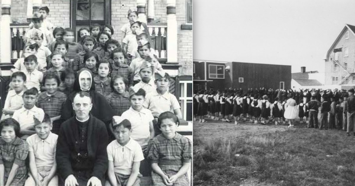 751 Dead Children Found In The Grounds Of Residential School In Canada