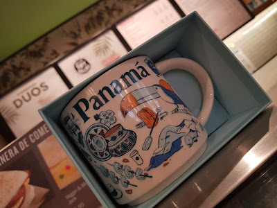 Starbucks Panama mug - www.modenmakeup.com
