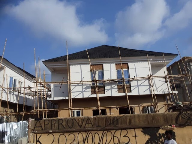 IKEJA SALE: 4 Bedroom Semi Detached & Fully Detached Duplexes for sale