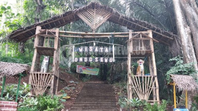 Ondo Sewu Blitar, Wisata Pendakian Sajikan Pemandangan Alam
