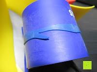 unsaubere Verarbeitung: 5er Set: Flossband»Herculexx«, Kompressions- und Widerstandsband zur Stärkung der Muskeln und Gelenke, in verschiedenen Stärken