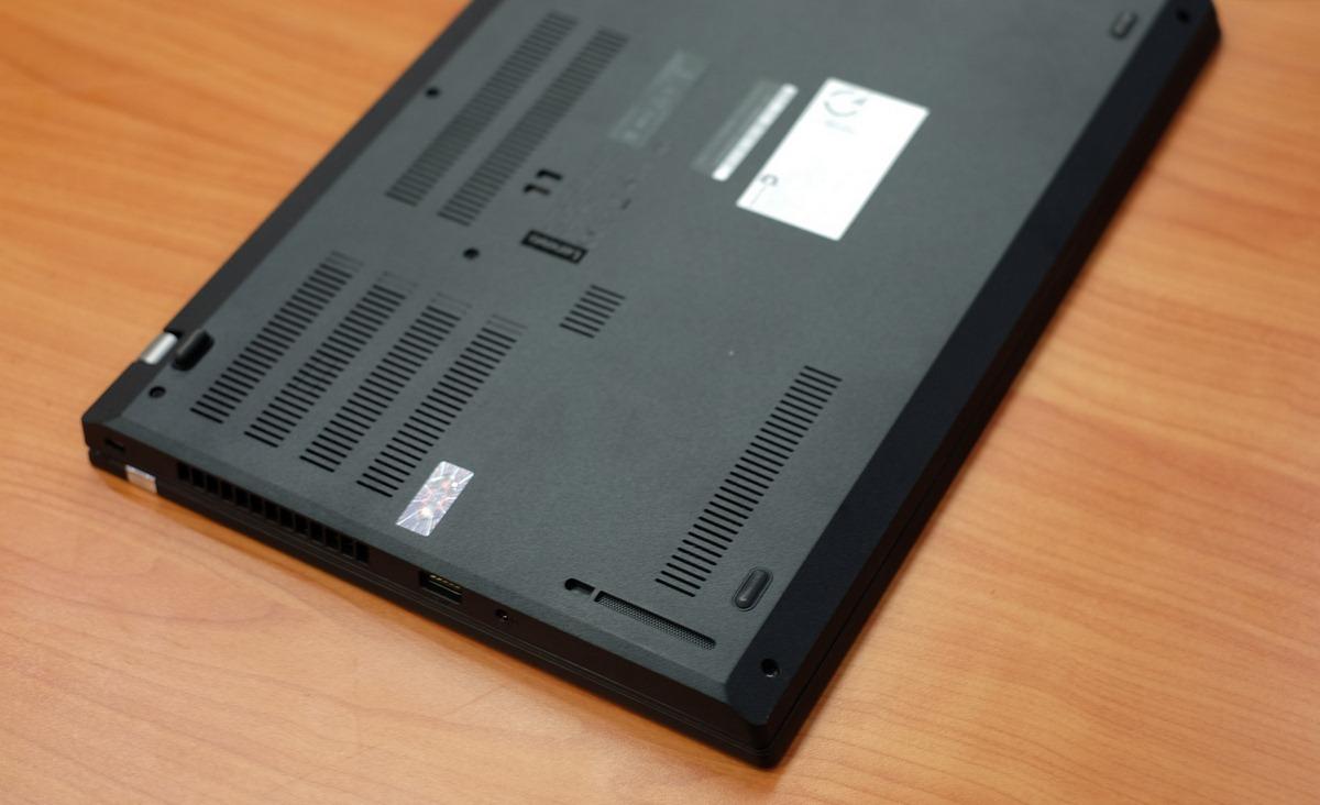 Đánh giá nhanh Latop ThinkPad L480 - mỏng nhẹ bền giá chưa đến 18 triệu đồng