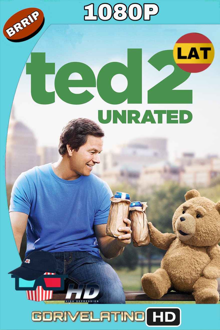 Ted 2 (2015) (UNRATED) BRRip 1080p (Latino-Inglés) MKV