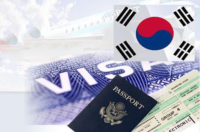 Dịch vụ làm visa Hàn Quốc