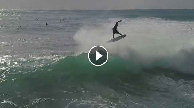 Jack Robinson and Shaun Manners Destroy a West Oz Right SURFER Magazine