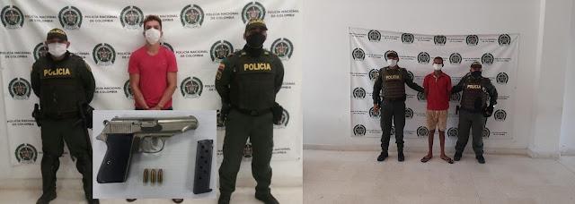 hoyennoticia.com, Tres ladrones capturados en el sur de Riohacha