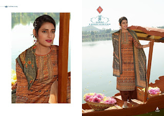 Tanishk Fashion Masq Winter Pashmina Collection