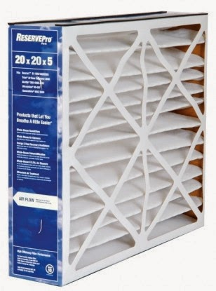 Furnace Filters Toronto: ReservePro # 4531 Air Filter ...