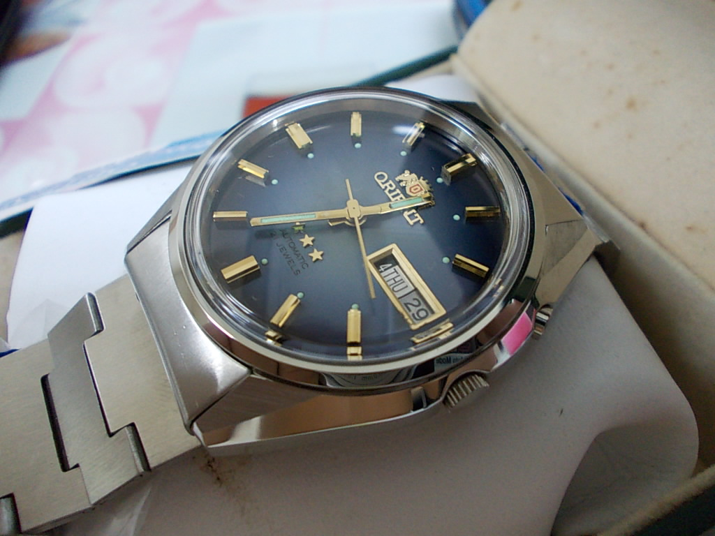 Orient Three Star