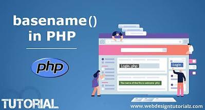 PHP basename() Function