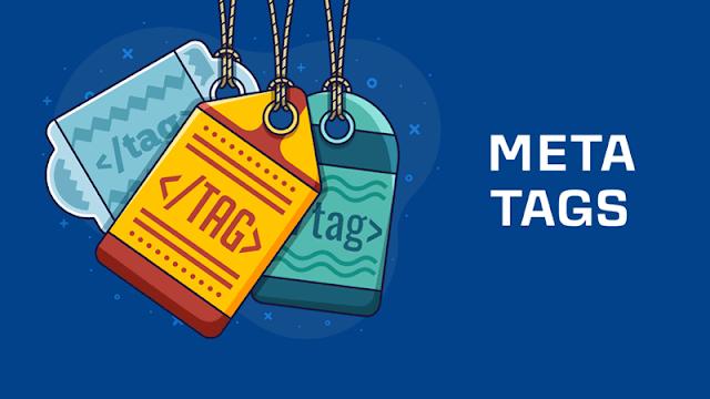 Cara Menggunakan Meta Tag Description Blogger