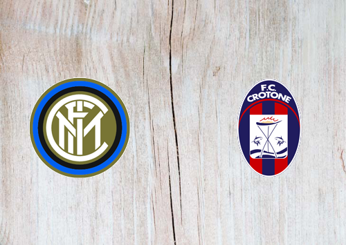 Internazionale vs Crotone -Highlights 03 January 2021