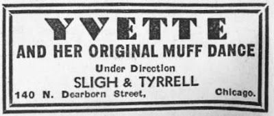 Yvette and Her Original Muff Dance
