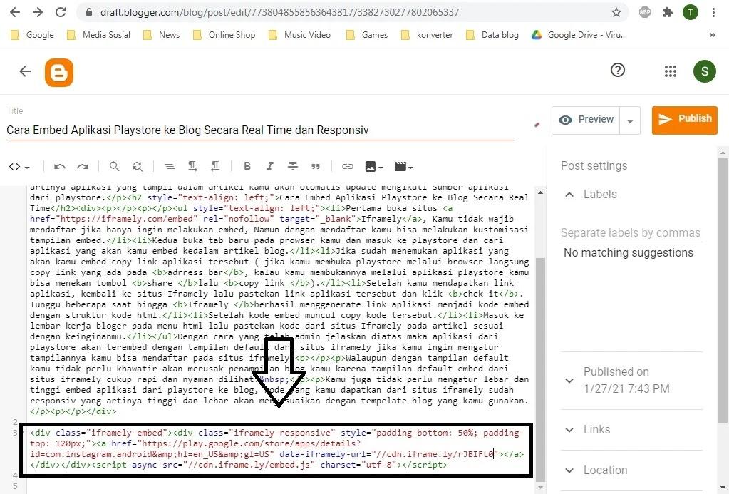 5.paste-kode-dari-iframely-ke-mode-html-blogger-nettpeople