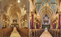 Before and After: St. Patrick's Cathedral, Norwich, Connecticut