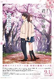 I Want to Eat Your Pancreas 2018 Bluray HEVC 525MB