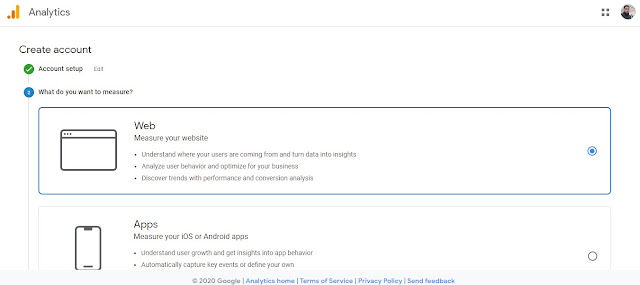 What do you want to measure google analytics