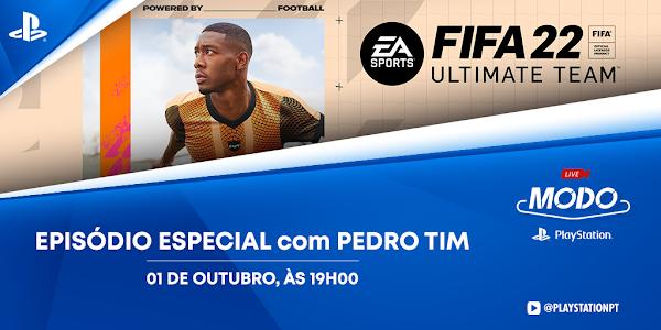FIFA 22 chega amanhã à PlayStation®4 e PlayStation®5