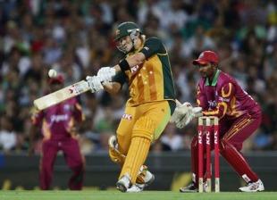 Shane Watson 62* vs West Indies Highlights