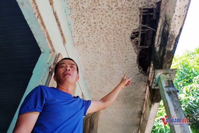 Dự án đường Hồ Sơn đến ngã ba Quang Hà – Hồ Xạ Hương (Tam Đảo, Vĩnh Phúc) với chiều dài 1,9 km, sử dụng vốn ngân sách gần 15 tỷ đồng, 13 năm chưa thể thông tuyến.