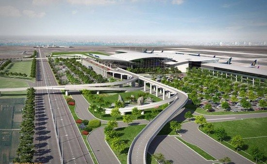 Sân bay Long Thành sẽ khởi công xây dựng nhà ga vào 12/2021