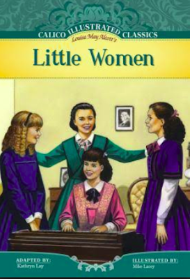 Little Women - By Louisa May Alcott