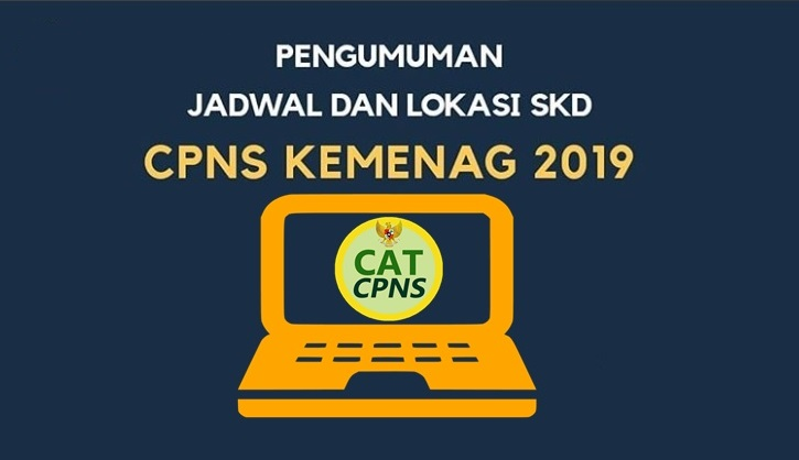 Jadwal dan Lokasi Ujian CPNS Kemenag