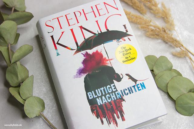 Buchvorstellung - Blutige Nachrichten von Stephen King