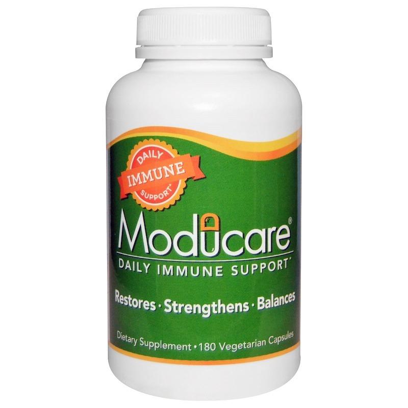 EPI, Moducare, 180 растительных капсул