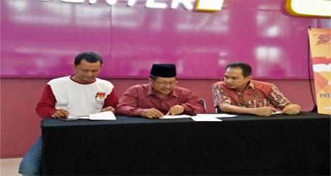 21 Juli Tebat Terahkir Paslon Pilkada Kota Padang