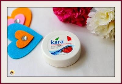 Kara Nail Polish Remover Wipes Strawberry Review on NBAM blog