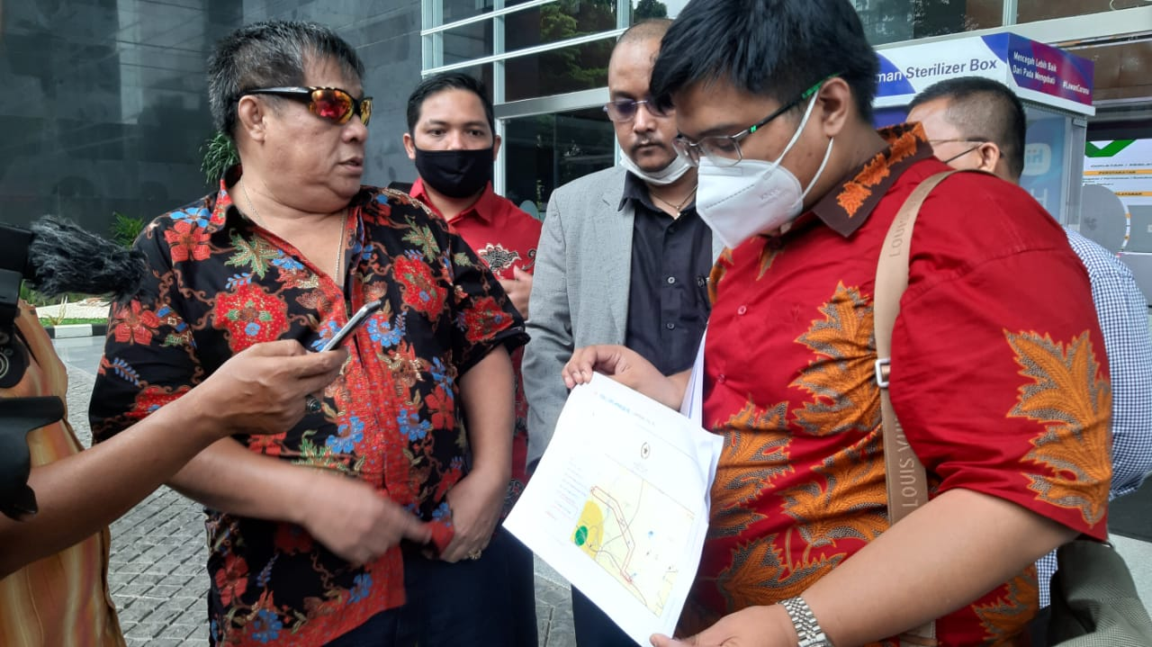 Presiden Jokowi dan Erick Tohir Digugat di PN Jakpus, Ini Sebabnya