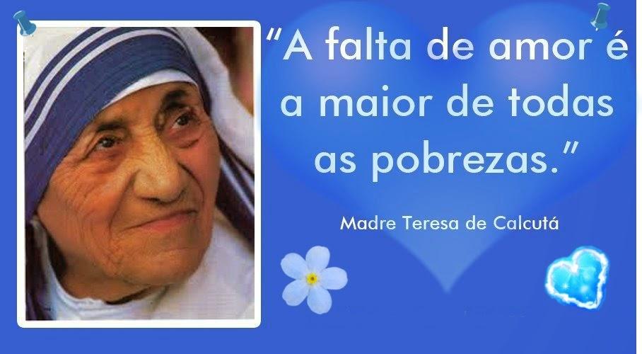 Uma Gota No Oceano Madre Teresa: Oração Poderosa à Madre Teresa De Calcutá, Agora Beata
