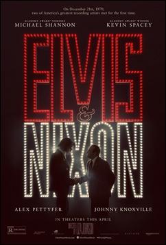 Elvis & Nixon – Dublado
