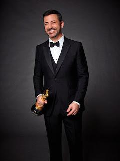 Oscars, Host, Comedian, Jimmy Kimmel