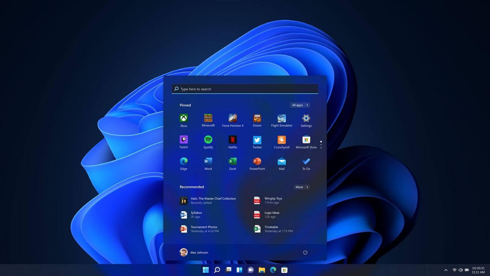 Windows 11 Karanlık Mod
