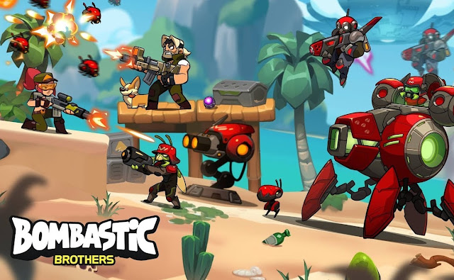 Bombastic Brothers Top Squad is Out Now on Android