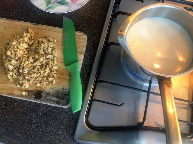 mushroom soup, resepi mushroom soup, mushroom recipe