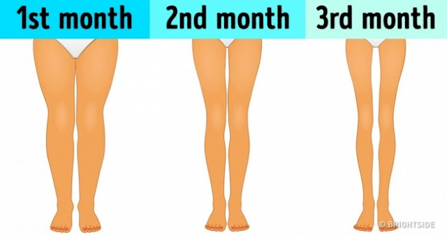 Easy Exercises To Slim Down Your Legs