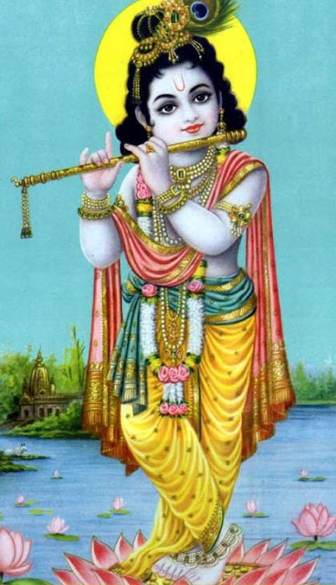 Cute Krishna