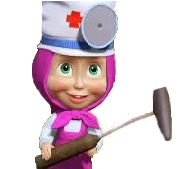masha dokter