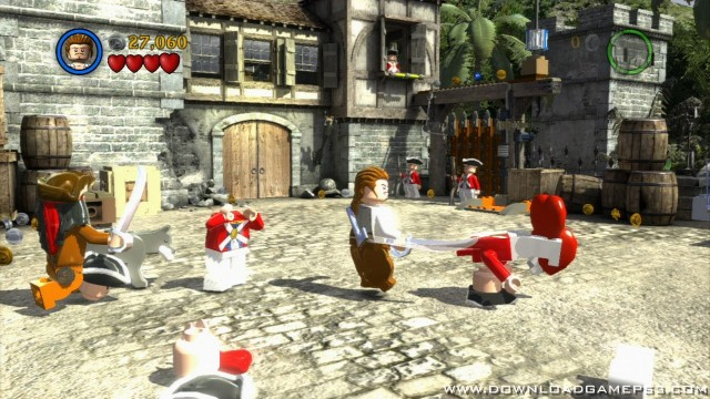 LEGO Pirates of the Caribbean: The Video Game Game Guide ...