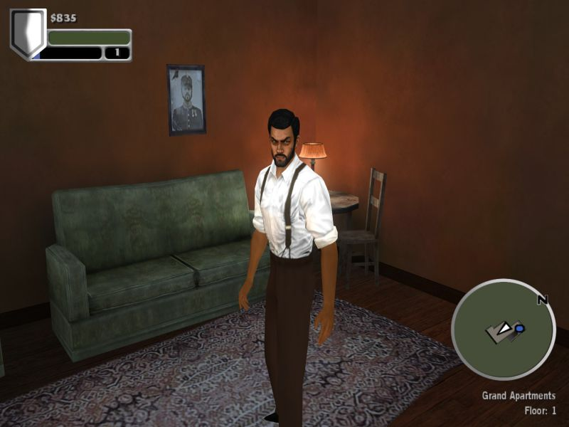 Download The Godfather 1 Free Full Game For PC