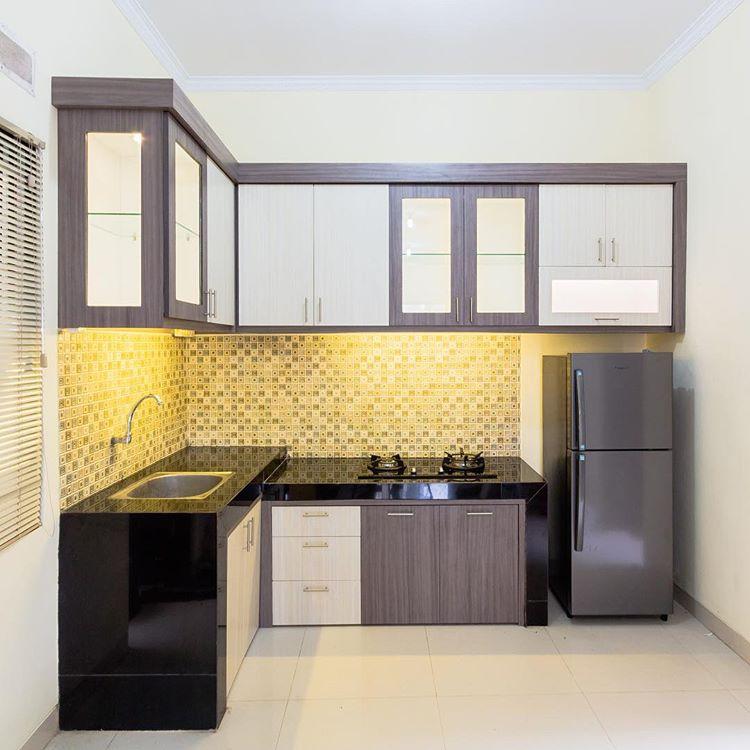 Menerima pembuatan kitchen set minimalis di purbalingga, hubungi 087837443763