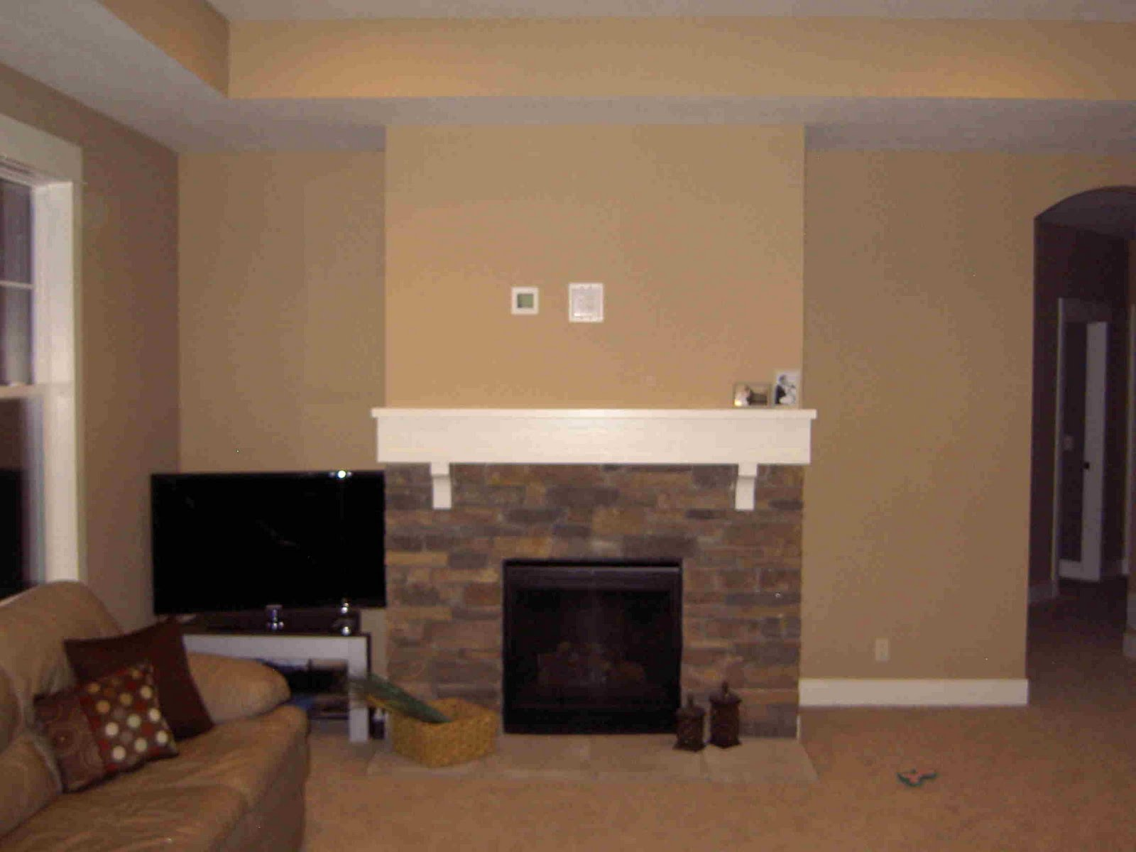Hammers And High Heels Feature Project Holly And Brian S Fireplace