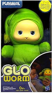 glow worm toy uk
