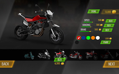Cheat Game Moto Traffic Race 2 Gratis