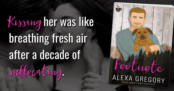Kissing her was like breathing fresh air after a decade of suffocating.